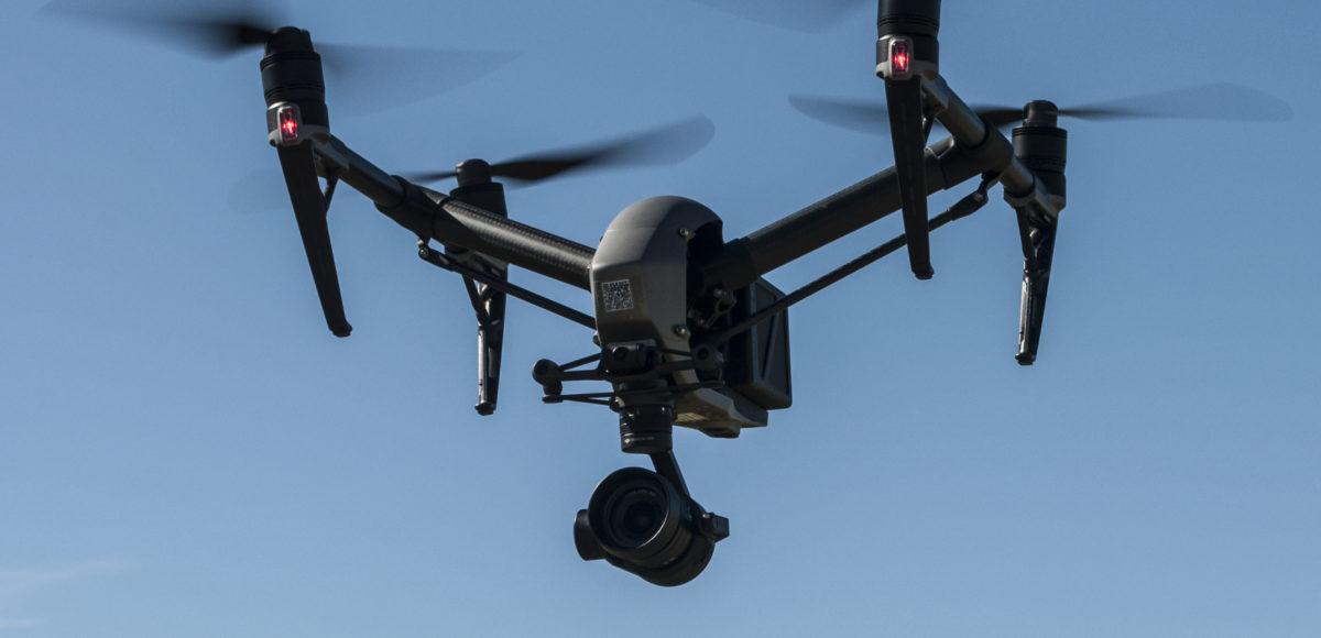 interix drone - DJI Inspire 2 TRENTO