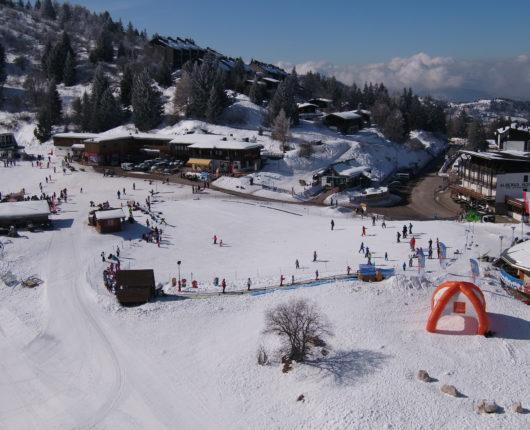 Video riprese aeree con drone per spot impianti di risalita Trento Monte Bondone 1