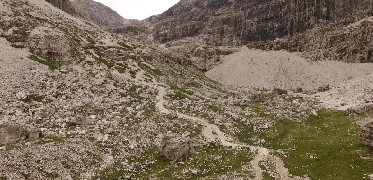 Video riprese aeree con drone per Dolomites Skyrace 2017 1