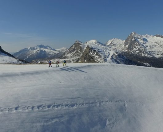 Videoriprese aeree con drone per documentario The Clean Approach 8 Pale di San Martino