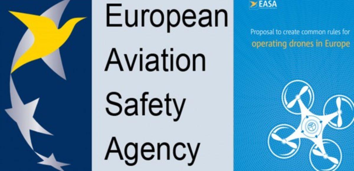 Interix drone - Regolamento EASA Mezzi Aerei a Pilotaggio Remoto