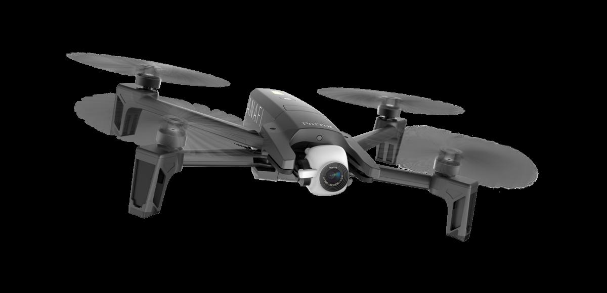 Interix drone - Parrot ANAFI