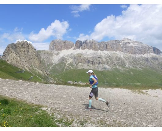 Video riprese aeree con drone per Dolomyths ULTRA 2018 6