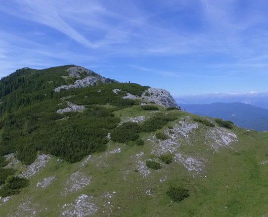 Video riprese aeree con drone per Roncon Vertical 2018 2