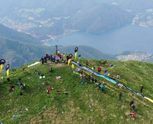 Riprese con drone per Ledro Skyrace 2019